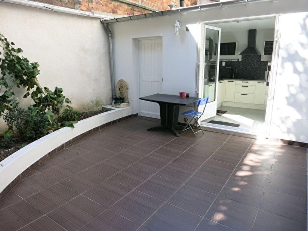 Vente Appartement de 3 pièces 73 m² - MONTROUGE 92120   REZ DE CHAUSSEE.COM - AR photo1
