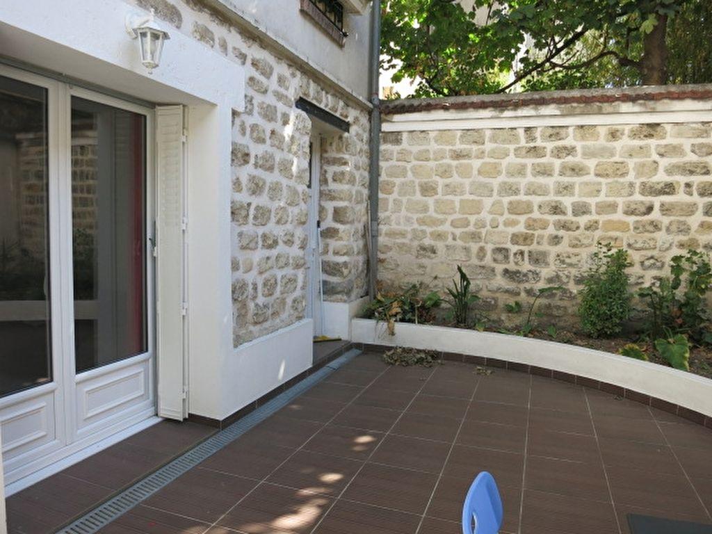 Vente Appartement de 3 pièces 73 m² - MONTROUGE 92120   REZ DE CHAUSSEE.COM - AR photo2
