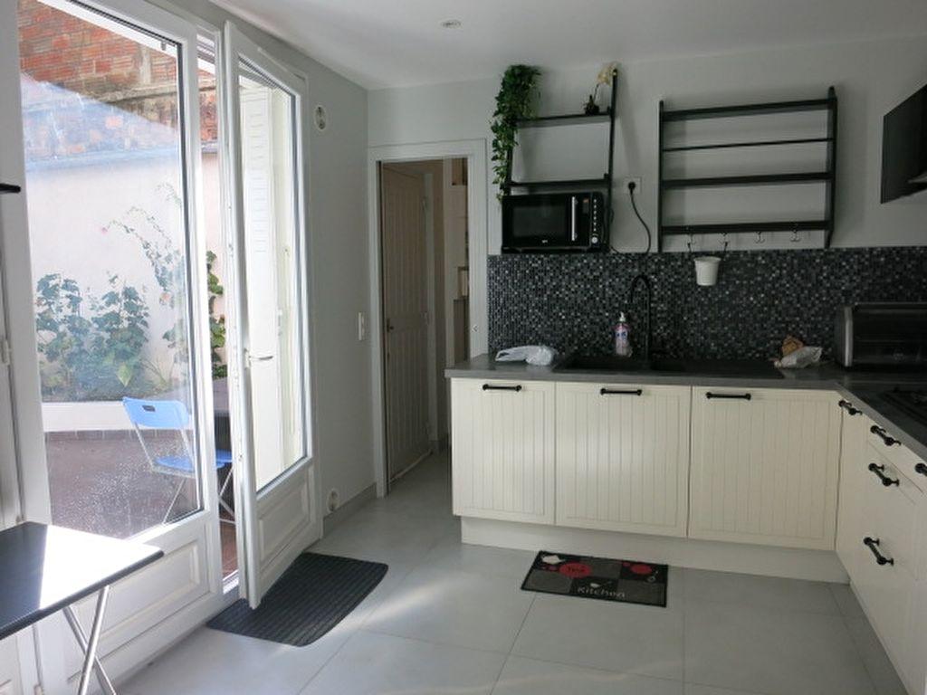 Vente Appartement de 3 pièces 73 m² - MONTROUGE 92120   REZ DE CHAUSSEE.COM - AR photo3