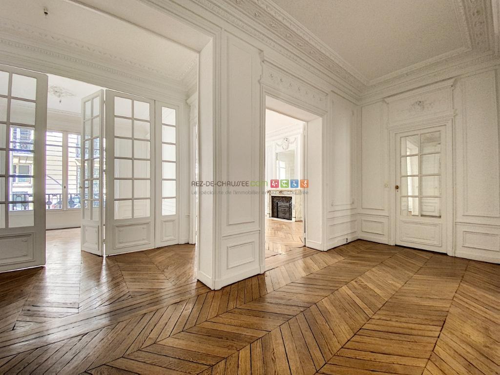Vente Appartement de 8 pièces 220 m² - PARIS 75116 | REZ DE CHAUSSEE.COM - AR photo2