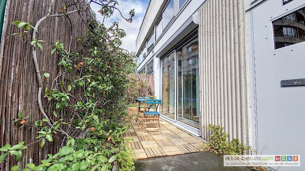 Vente Appartement de 5 pièces 113 m² - BAGNOLET 93170 | REZ DE CHAUSSEE.COM - AR photo1