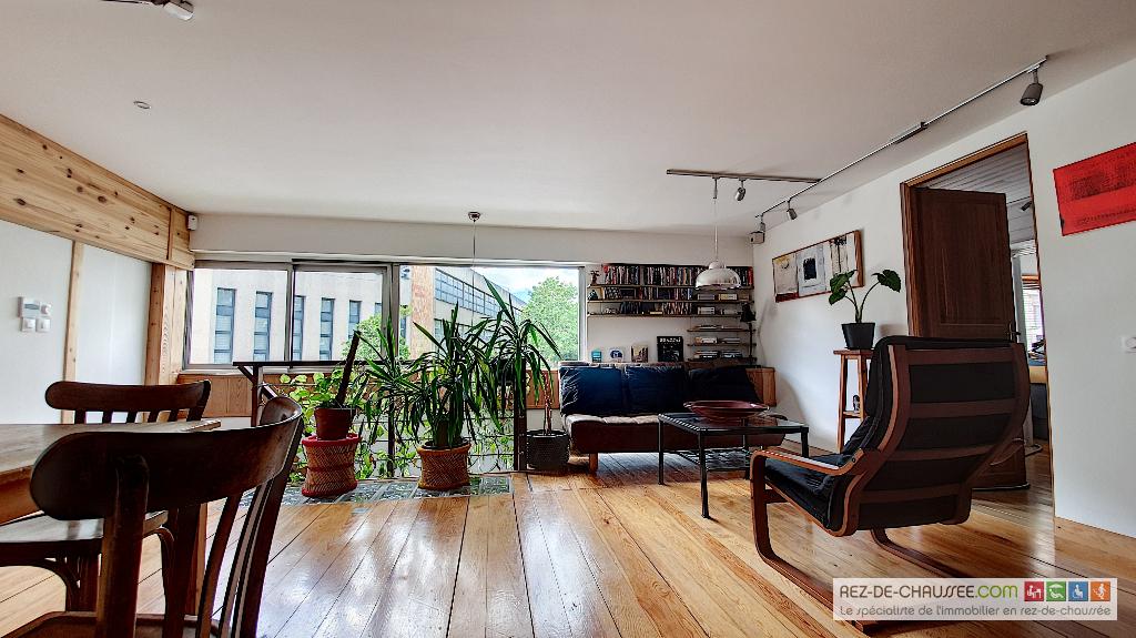Vente Appartement de 5 pièces 113 m² - BAGNOLET 93170 | REZ DE CHAUSSEE.COM - AR photo2