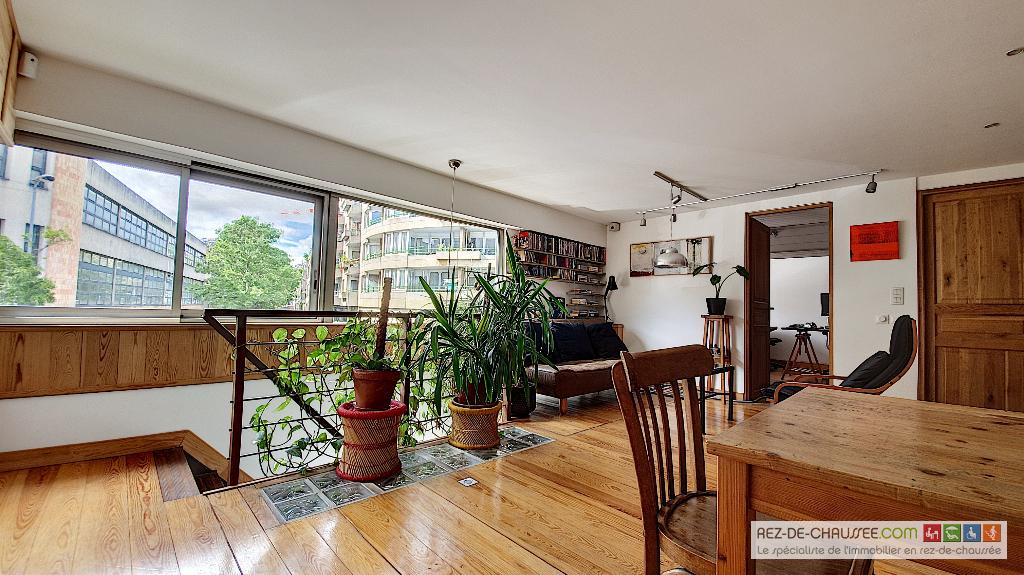 Vente Appartement de 5 pièces 113 m² - BAGNOLET 93170 | REZ DE CHAUSSEE.COM - AR photo3