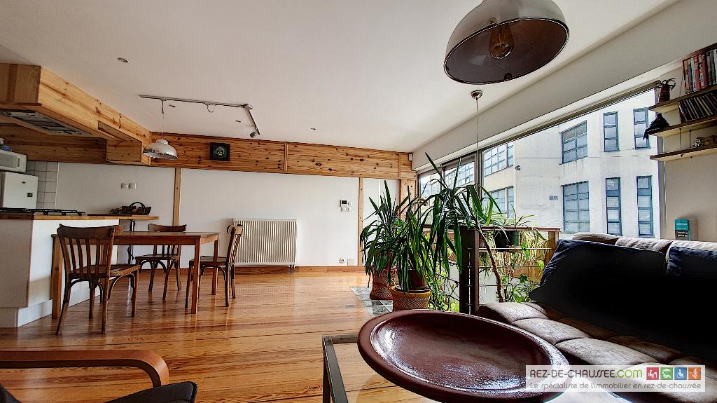 Vente Appartement de 5 pièces 113 m² - BAGNOLET 93170 | REZ DE CHAUSSEE.COM - AR photo4