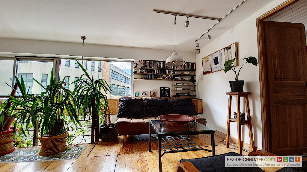 Vente Appartement de 5 pièces 113 m² - BAGNOLET 93170 | REZ DE CHAUSSEE.COM - AR photo5