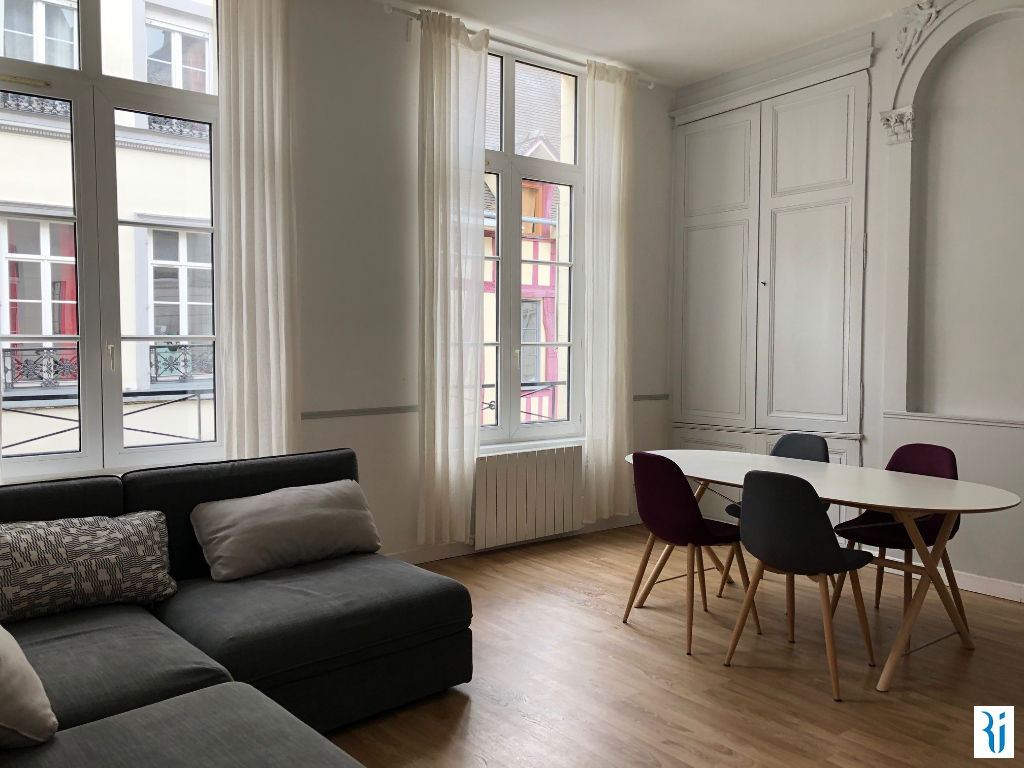 Rental apartment Rouen 850€ CC - Picture 1