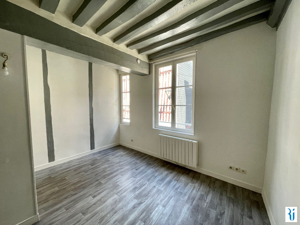 Rental apartment Rouen 443,99€ CC - Picture 2