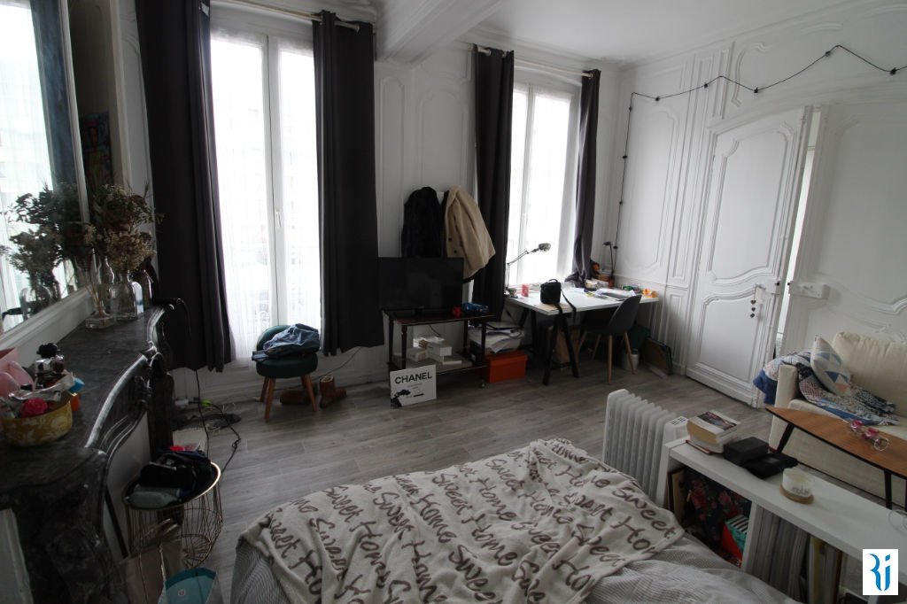Sale apartment Rouen 116 000€ - Picture 1