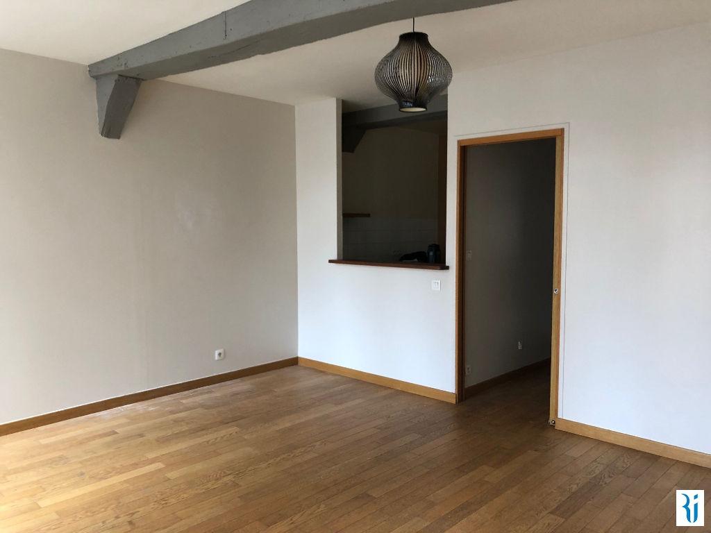Rental apartment Rouen 600€ CC - Picture 3
