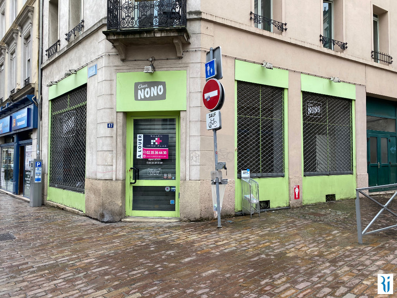 Location local commercial Rouen 1700€ CC - Photo 3