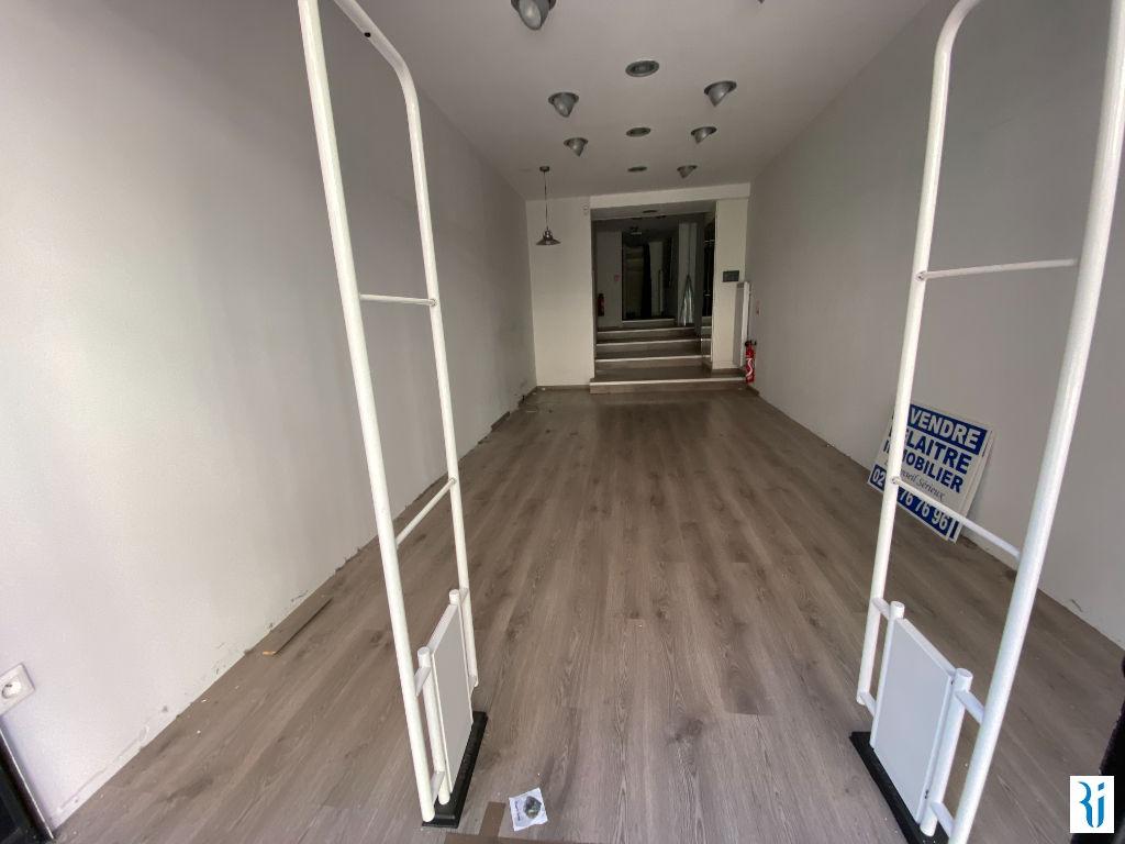 Rental empty room/storage Rouen 2375€ CC - Picture 2