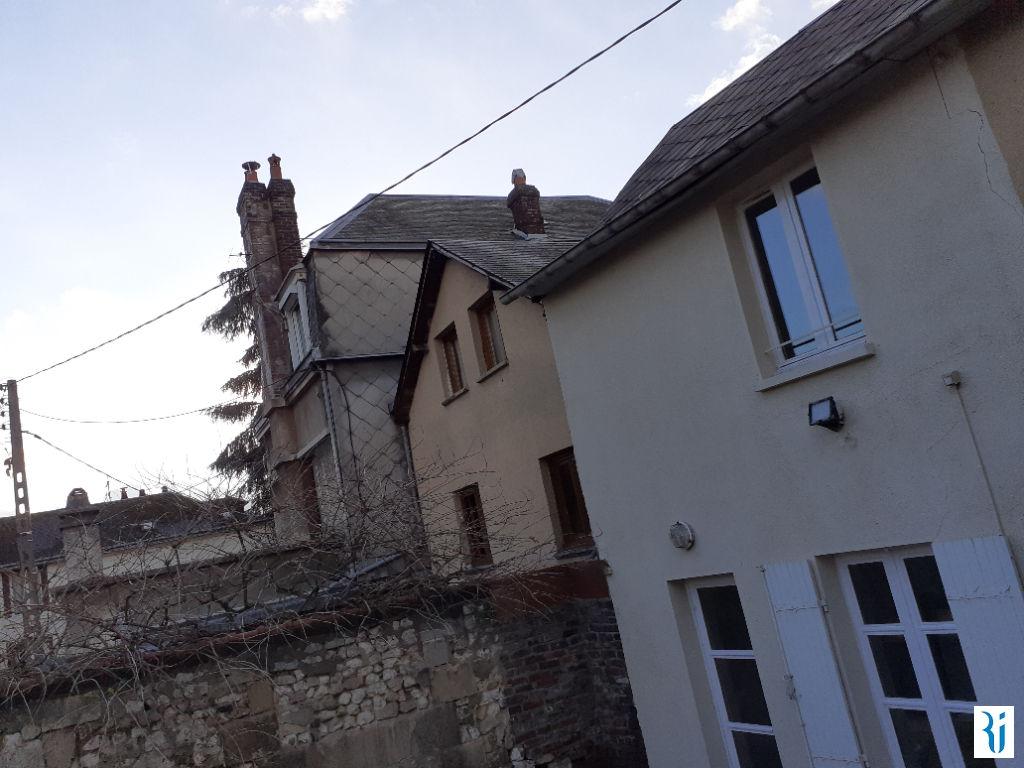 Sale house / villa Rouen 117700€ - Picture 1