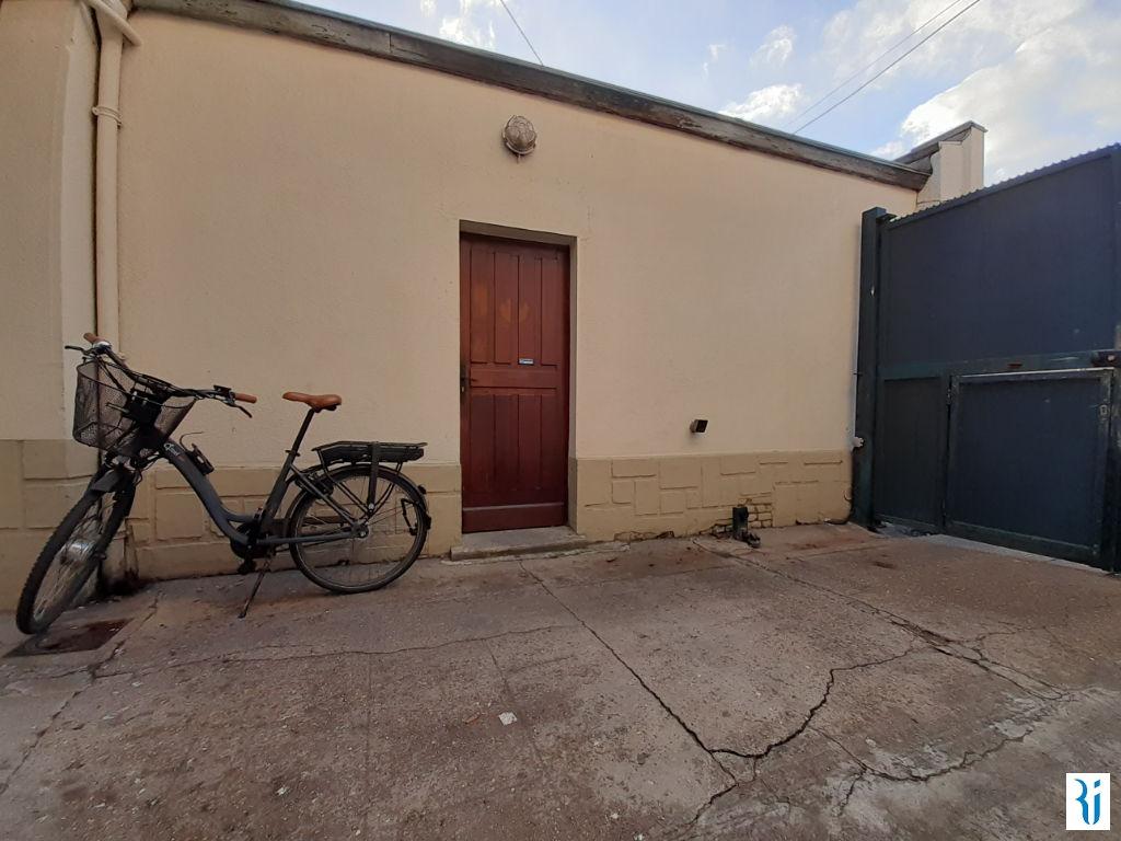 Sale house / villa Rouen 117700€ - Picture 2
