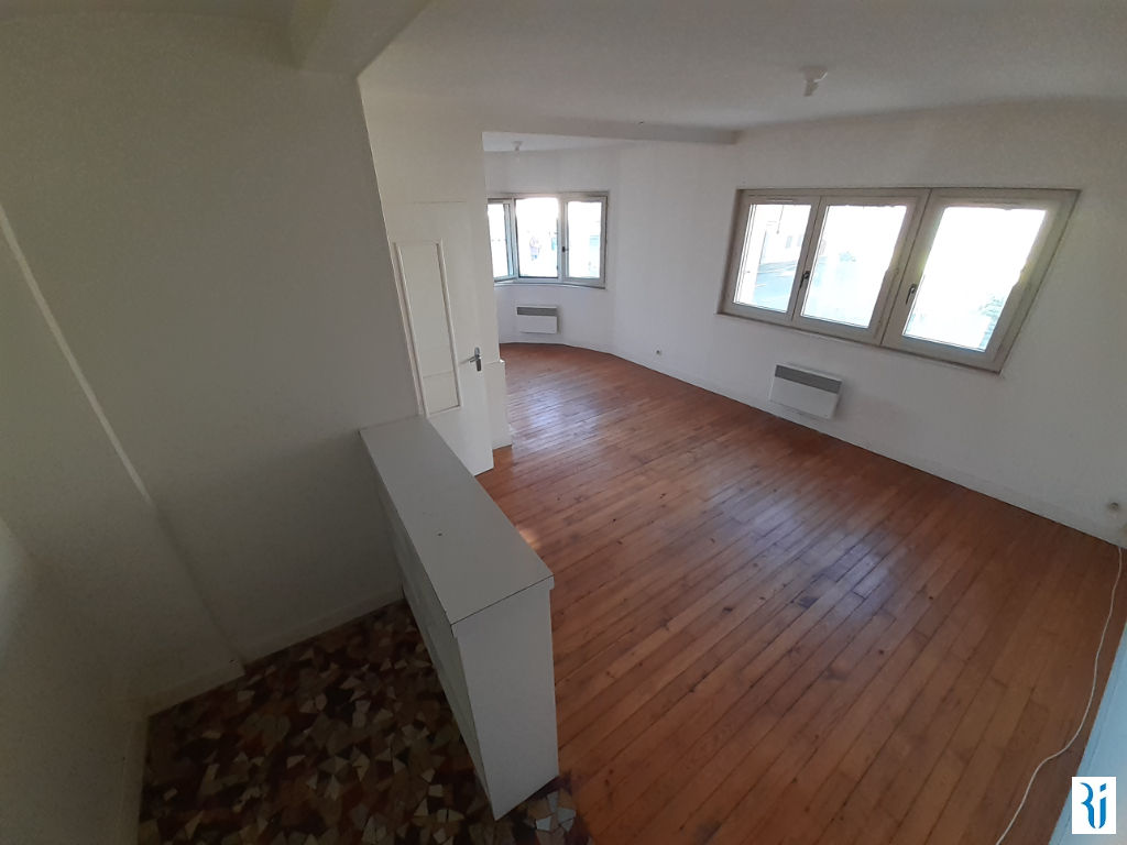 Sale apartment Rouen 128 000€ - Picture 1