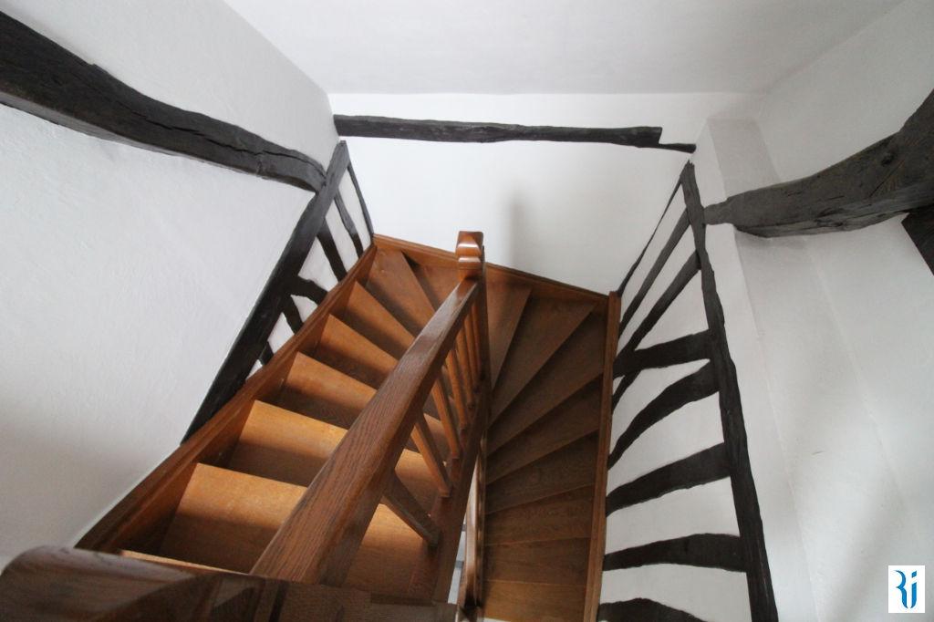 Sale apartment Mont saint aignan 101600€ - Picture 2