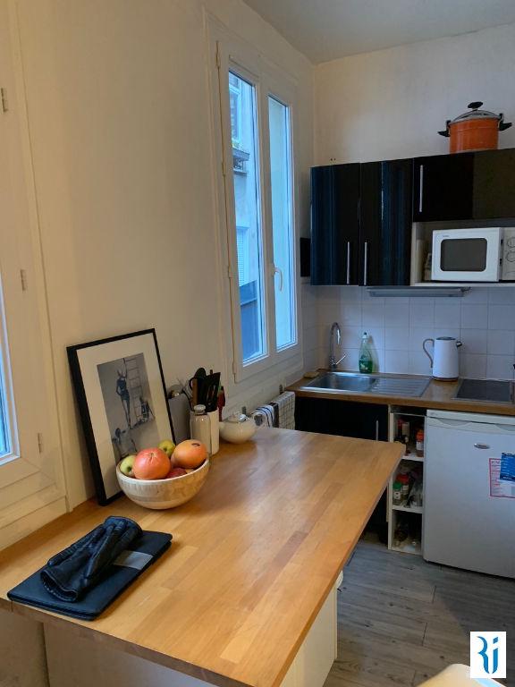 Sale apartment Rouen 121500€ - Picture 1