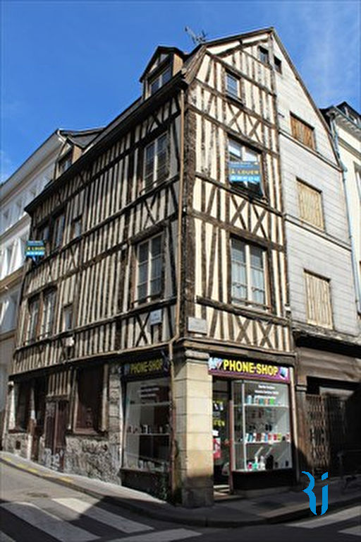 Local commercial - ROUEN (76000) Beauvoisine.