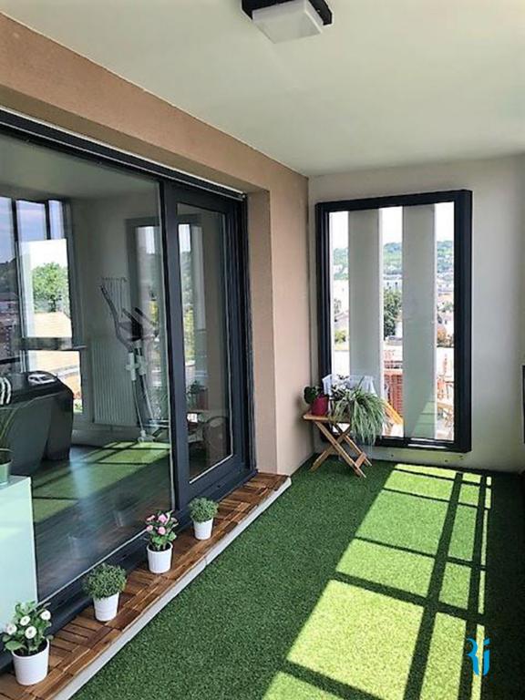 Appartement  3 pièces 80 m2 - Sotteville Les Rouen (76300)