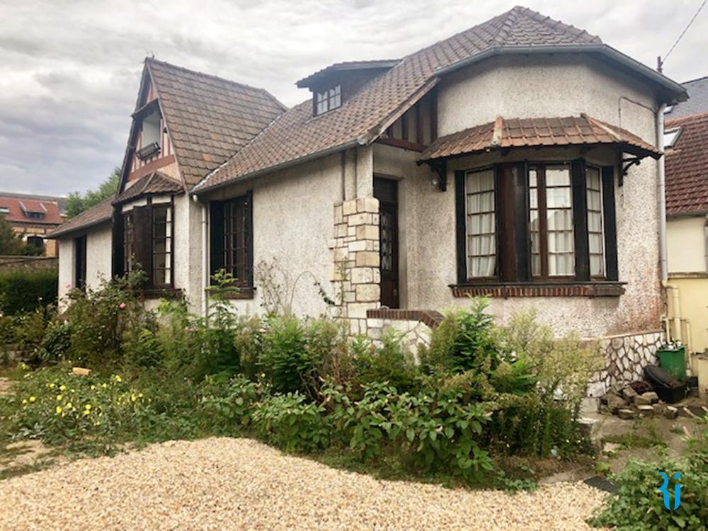 Maison Sotteville Les Rouen (76300) - Les bruyères/Jardin des Plantes