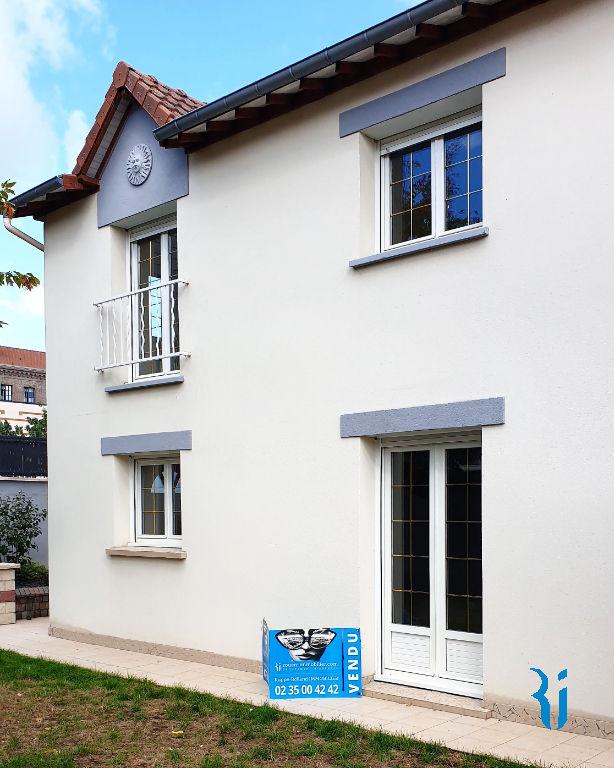 Maison Le Petit Quevilly (76140) Seine Innopolis