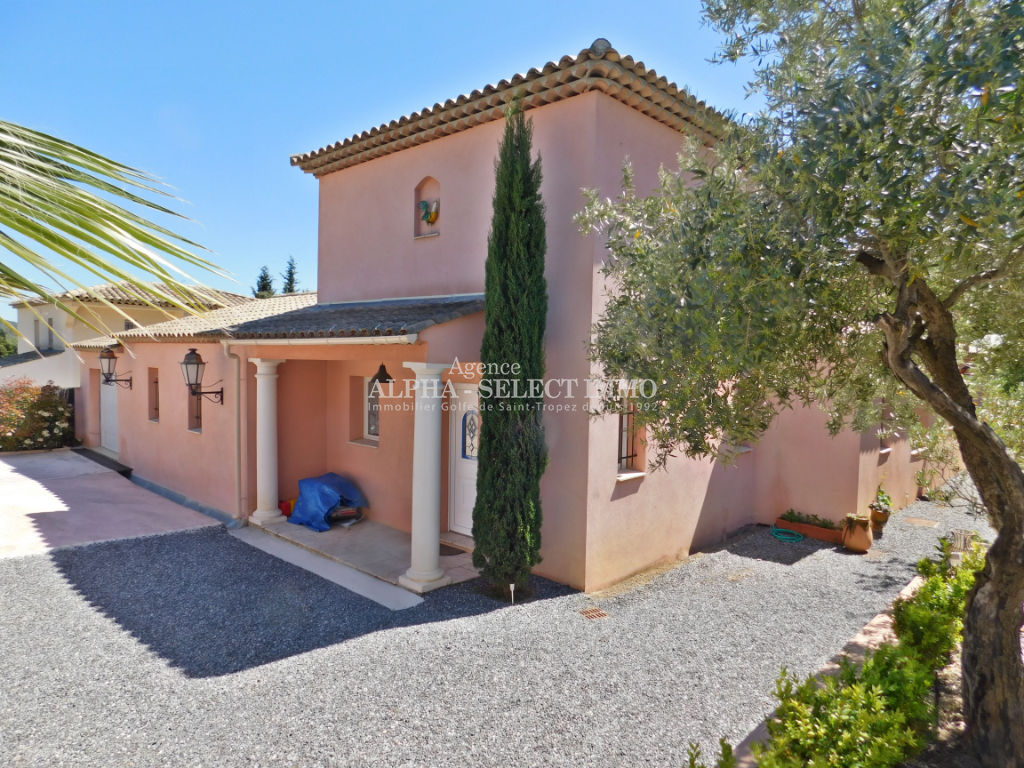 Photo Villa Cogolin 5 pièce(s) 155 m2 image 1/6