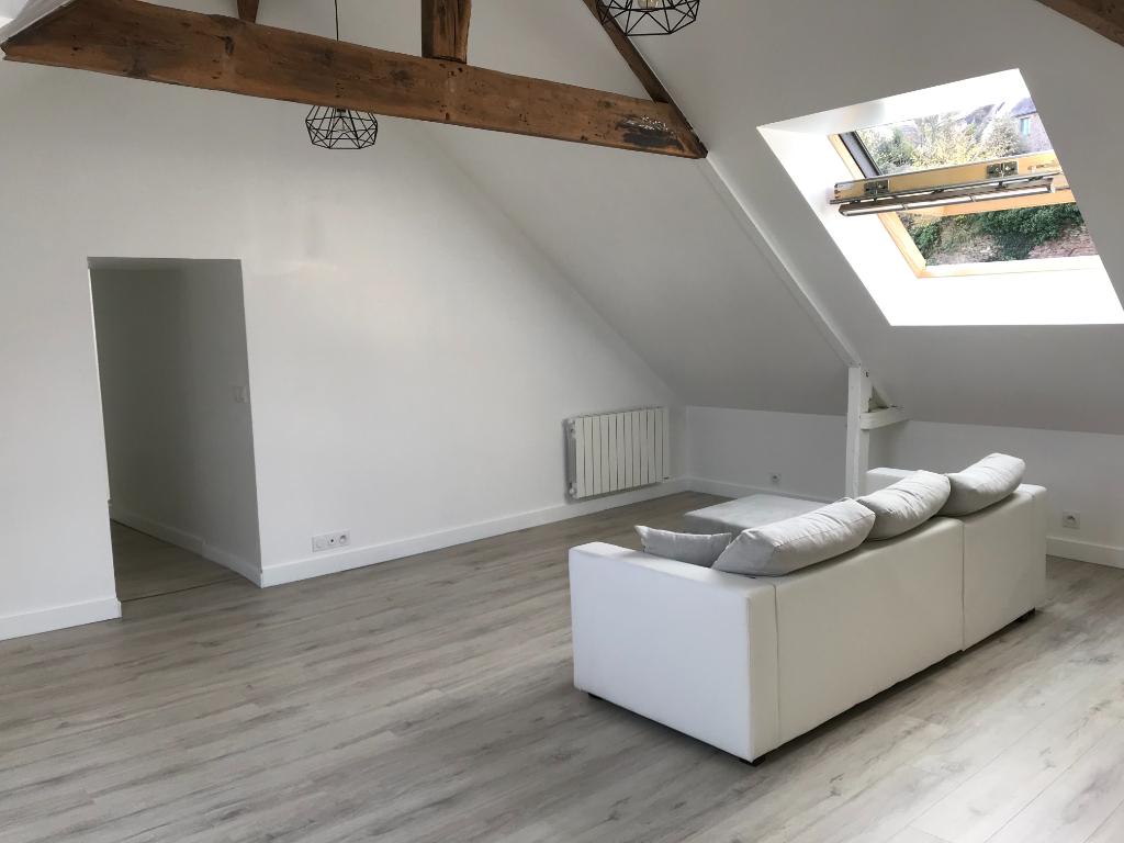 Rental apartment Quimperle 430€ CC - Picture 4