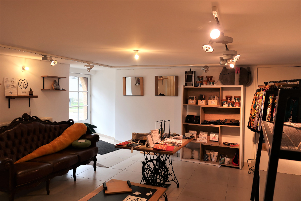 Rental empty room/storage Quimperle 790€ HC - Picture 3