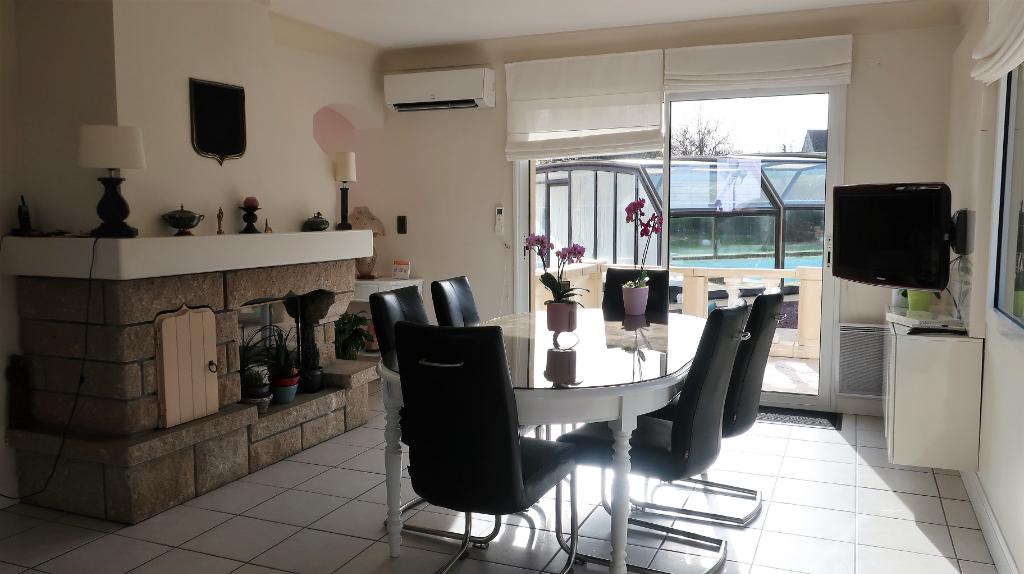 Sale house / villa Mellac 520000€ - Picture 4