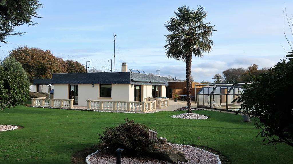 Sale house / villa Mellac 520000€ - Picture 15