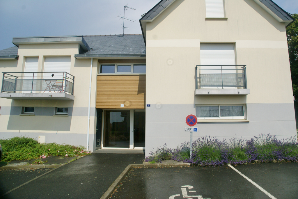 Sale apartment Bannalec 72950€ - Picture 1