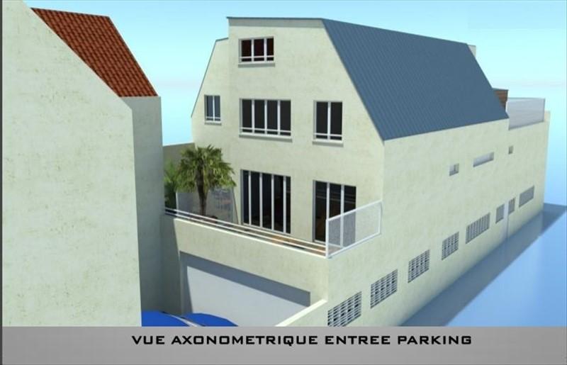 Sale building Bezons 630000€ - Picture 1