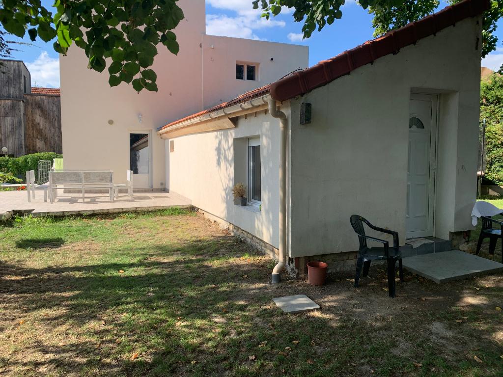 Vente maison / villa Montigny les cormeilles 460000€ - Photo 1