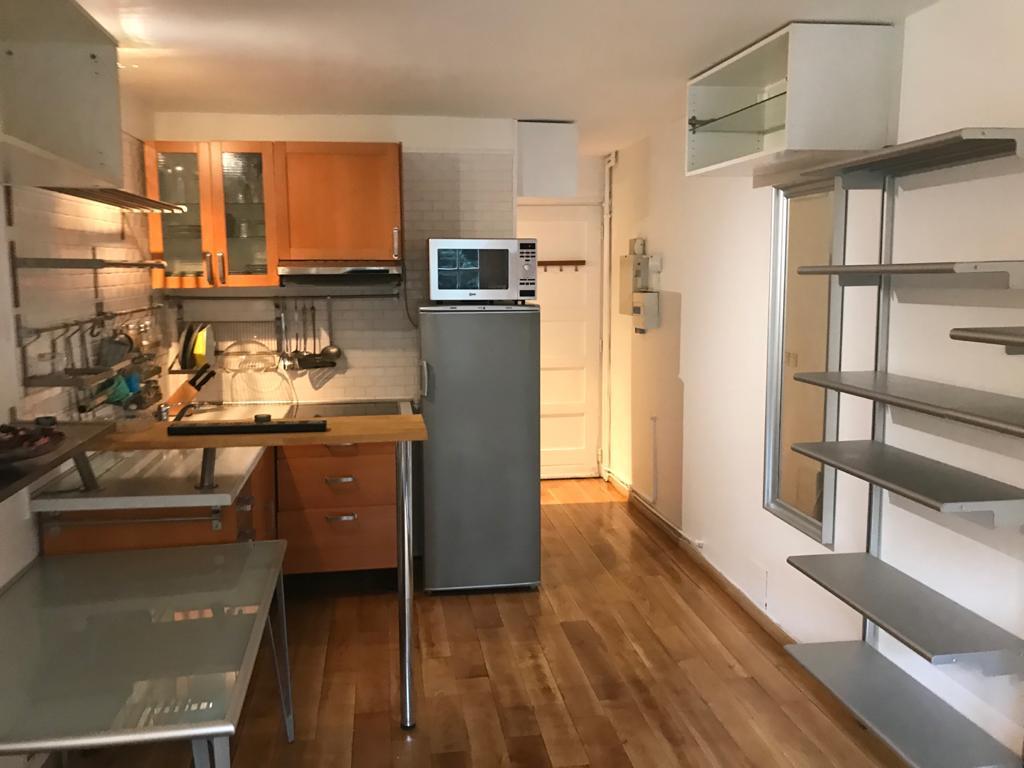 Rental apartment Buzenval 690€ CC - Picture 7