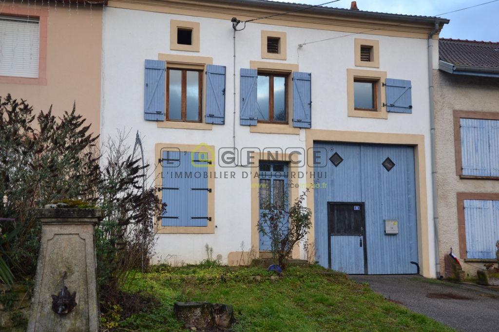 Vente maison / villa Brouville 131000€ - Photo 1