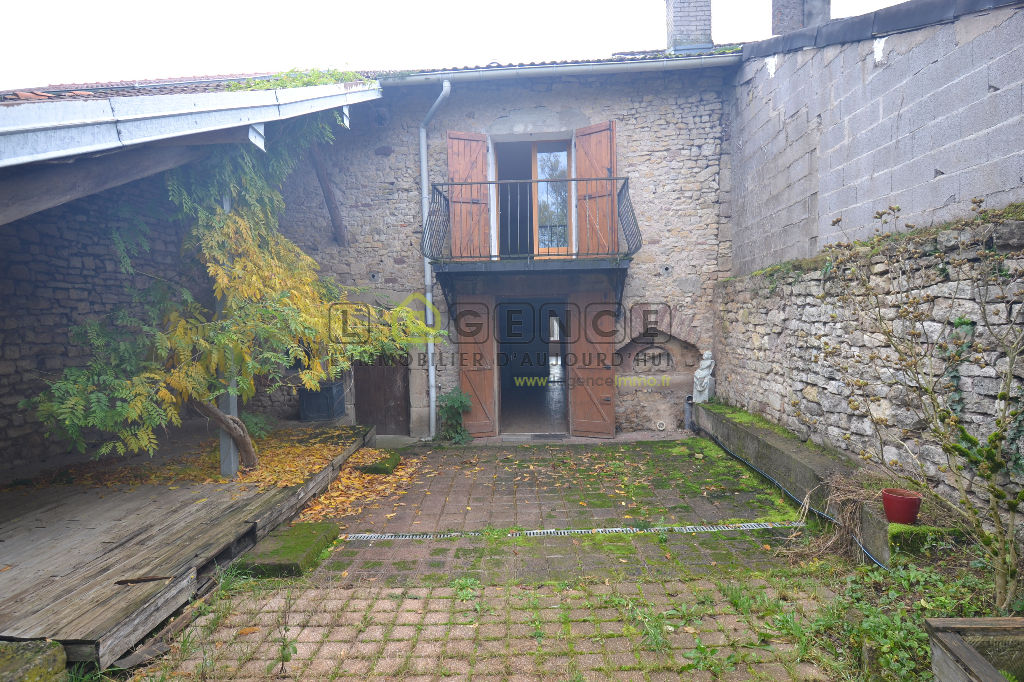 Vente maison / villa Brouville 131000€ - Photo 2