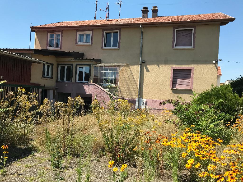 Sale house / villa Wittelsheim 214000€ - Picture 1