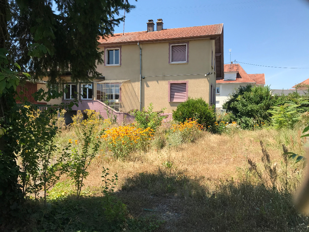 Vente maison / villa Wittelsheim 214000€ - Photo 2