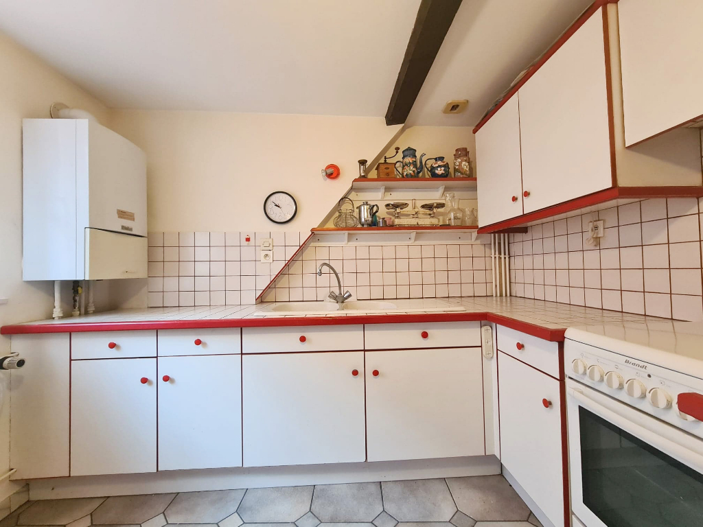 Sale apartment Guebwiller 106000€ - Picture 4