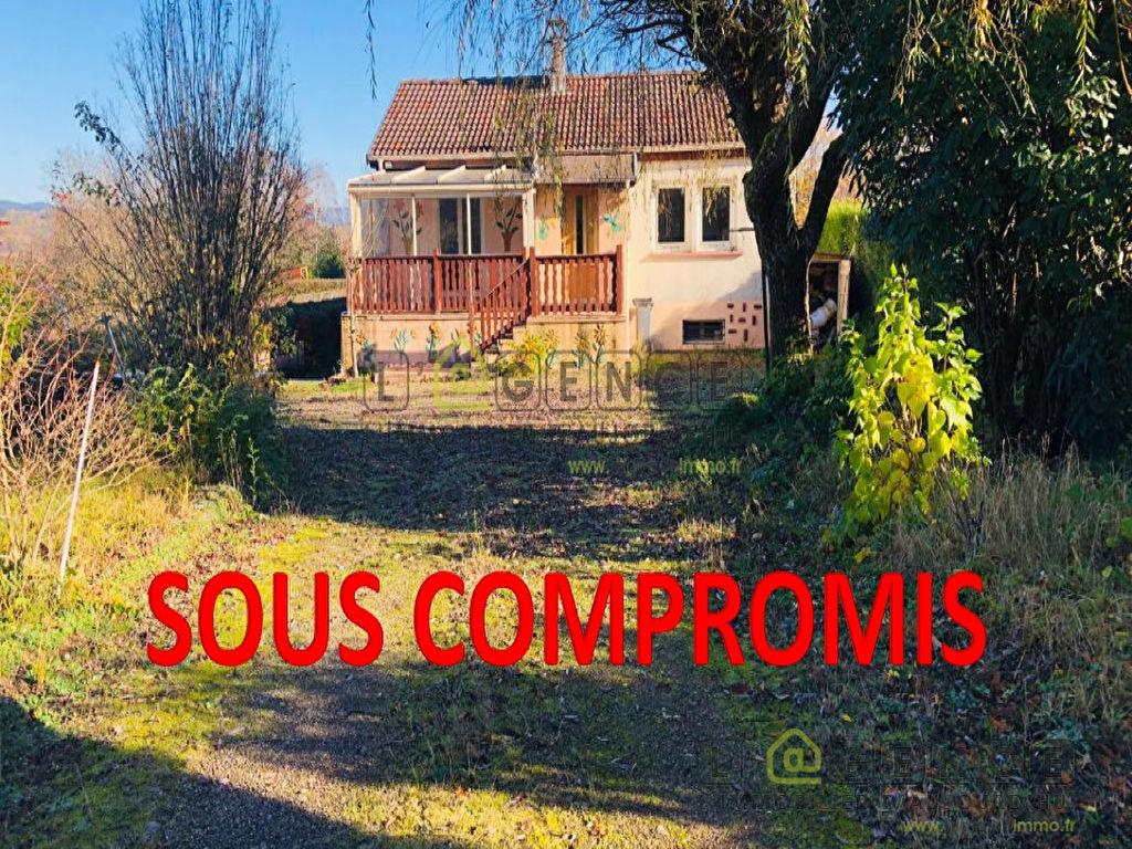 Maison Remomeix 4 pièces 80 m2