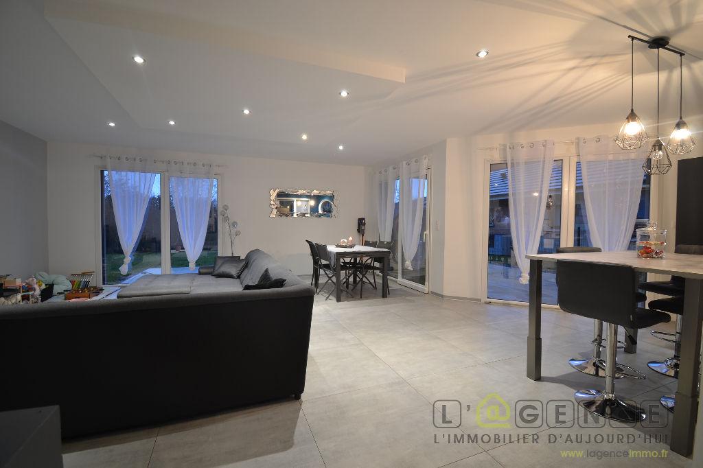 Vente maison / villa Saint leonard 299000€ - Photo 4