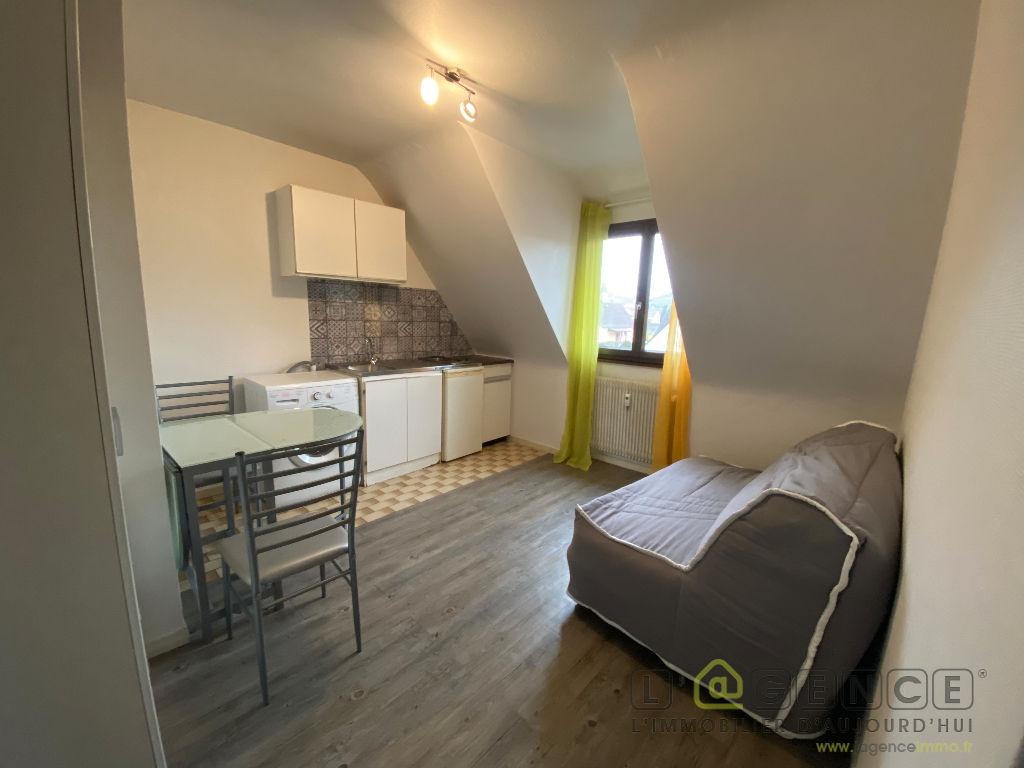 Appartement Ammerschwihr 1 pièce
