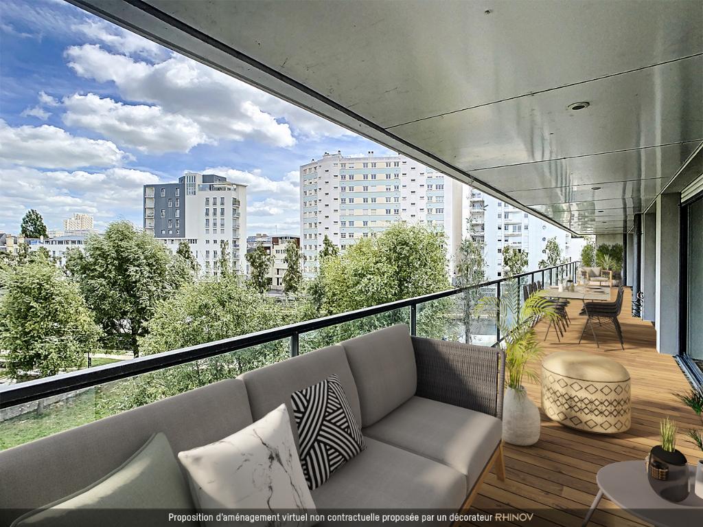 Sale apartment Rennes 1293750€ - Picture 7