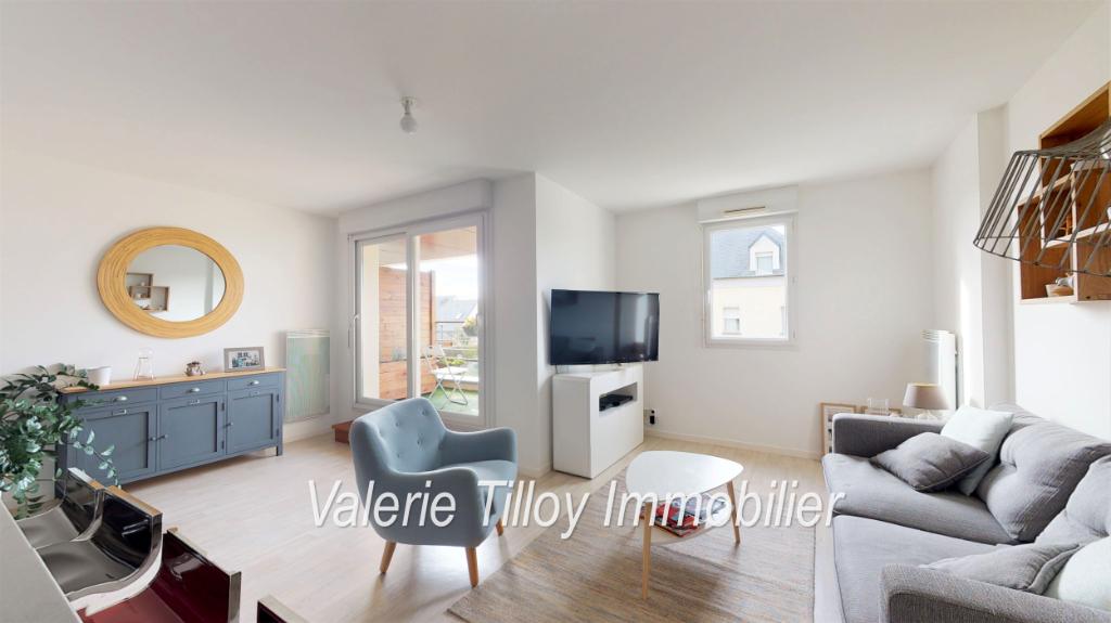 Vente appartement Bruz 229770€ - Photo 2
