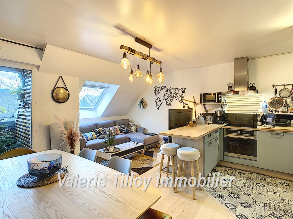 Sale apartment Saint jacques de la lande 196650€ - Picture 2