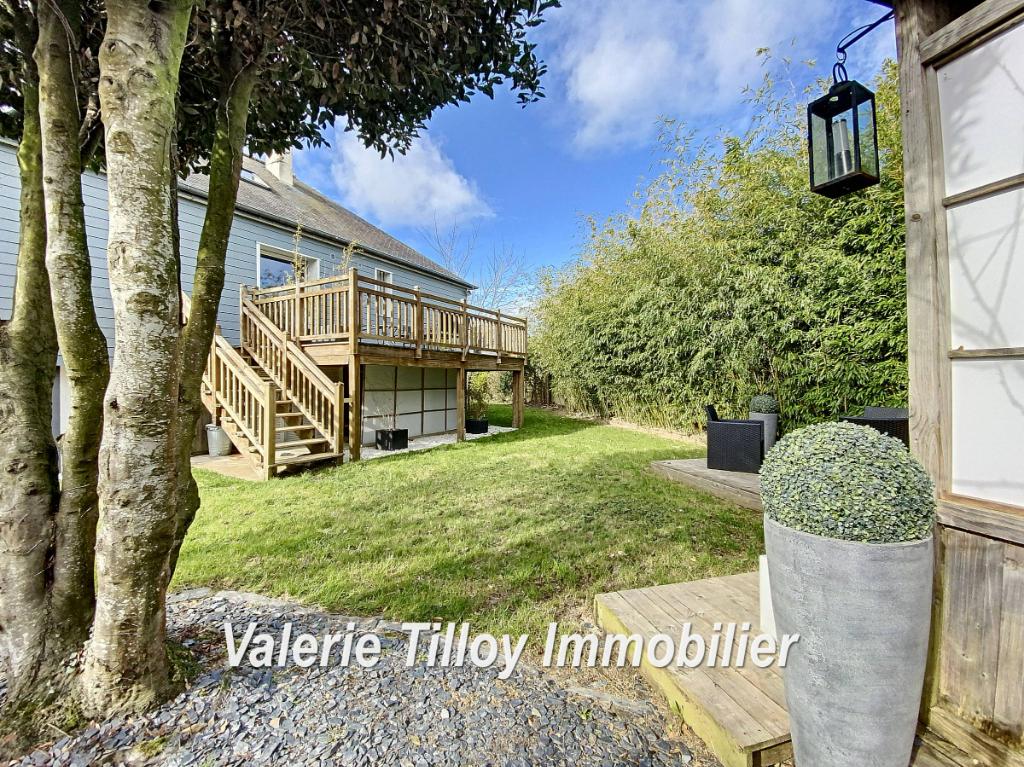 Sale house / villa Bourgbarre 279428€ - Picture 9