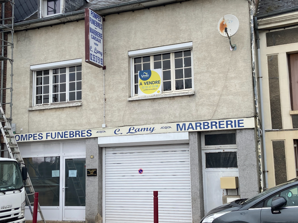 ensemble immobilier en vente DUCLAIR