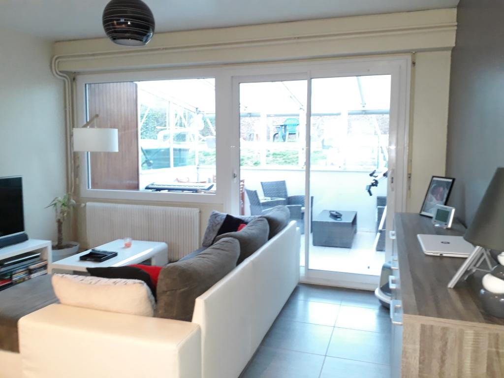 photo de AIXE SUR VIENNE MAISON T4 DE 65 m² AVEC VERANDA