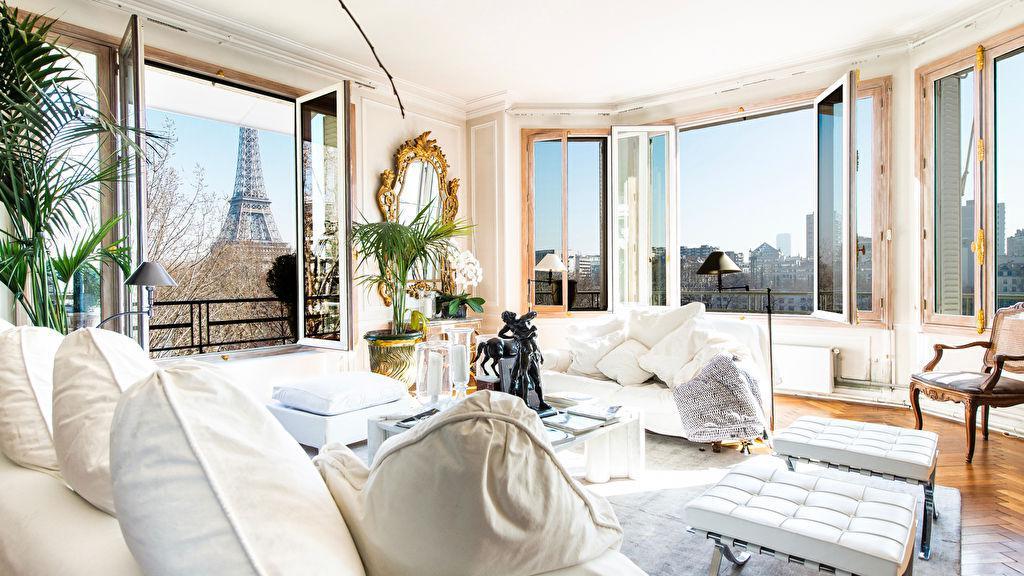 Пентхаус в париже апартаменты яхонты