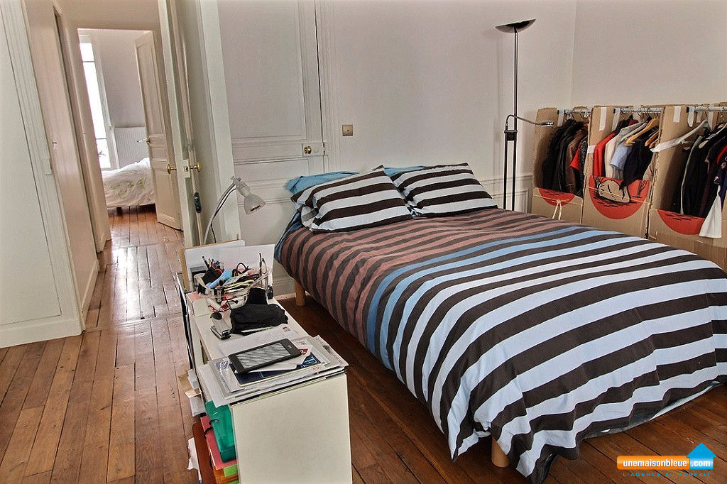 Appartement 3 pièce(s) 55 m²                         75018 PARIS