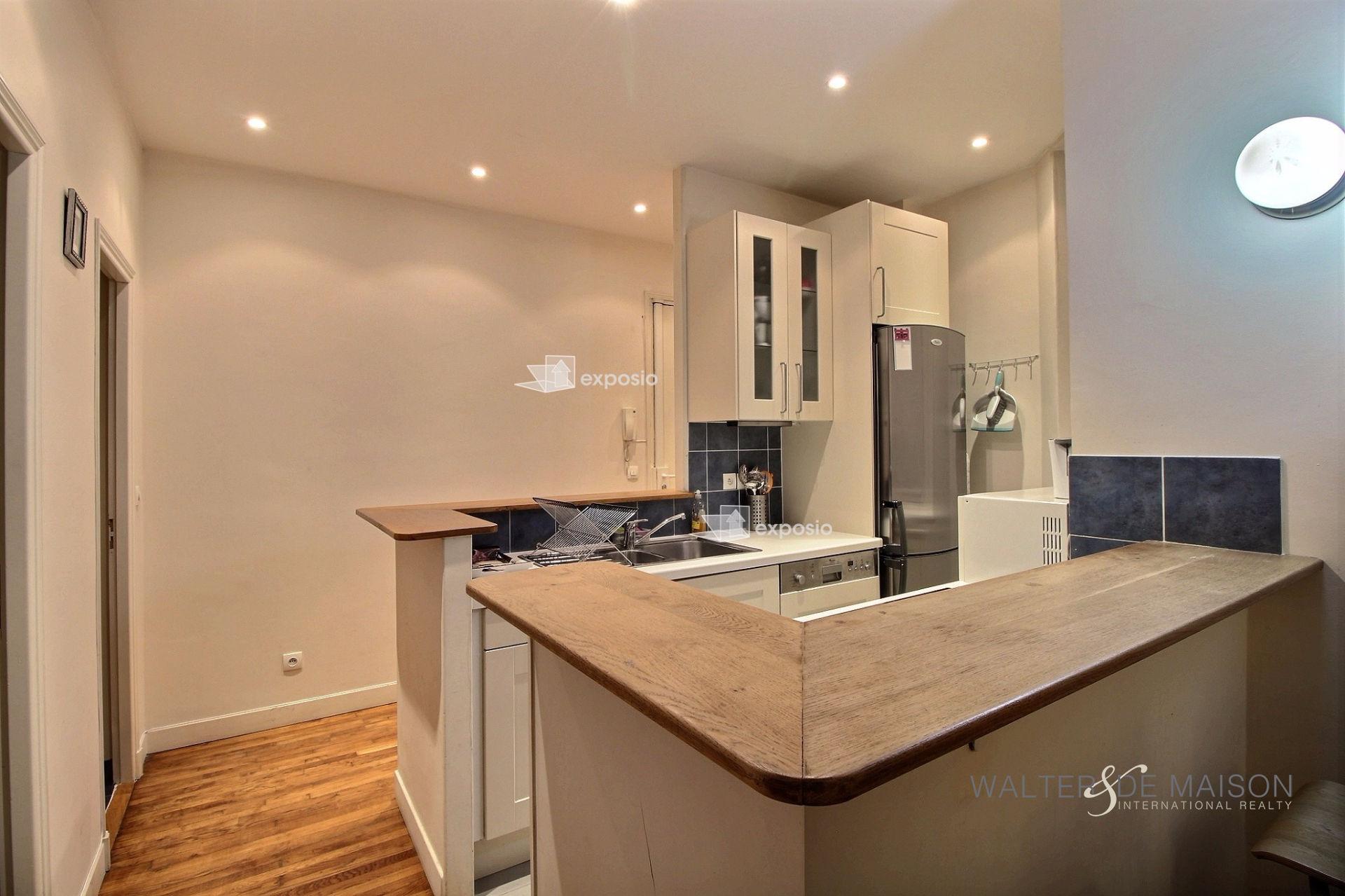 Appartement 2 pièce(s) 40 m²                         75016 PARIS